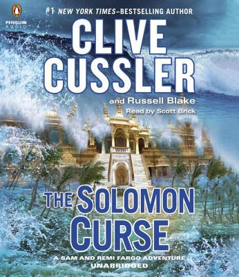 The Solomon Curse (A Sam and Remi Fargo Adventure #7) Cover Image