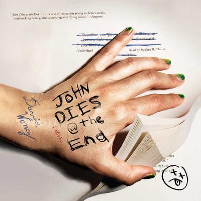 John Dies at the End Lib/E Cover Image