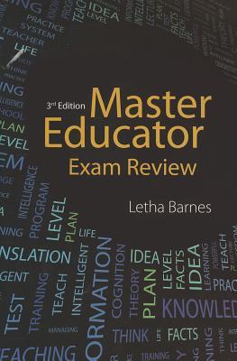 Master Educator Exam Review Cover Image