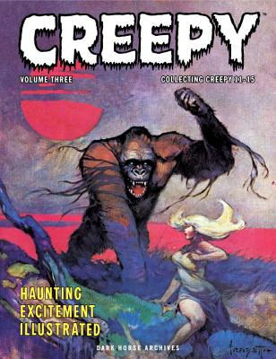 Creepy Archives, Volume 3 Cover
