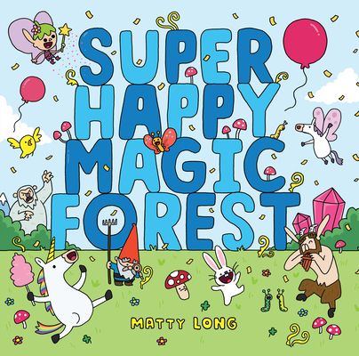 Super Happy Magic Forest Cover Image
