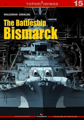 The Battleship Bismarck Cover Image