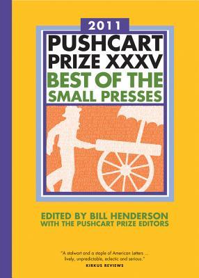 Pushcart Prize XXXV Cover
