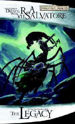 The Legacy (The Legend of Drizzt #7) Cover Image