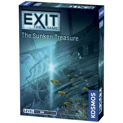 Exit Sunken Treasure Cover Image