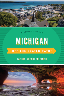 Michigan Off the Beaten Path(r): Discover Your Fun Cover Image