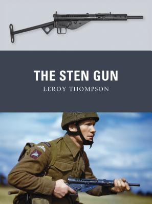 The Sten Gun Cover Image