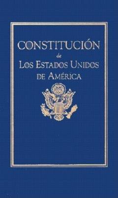 Constitucion de Los Estados Unidos (Little Books of Wisdom) Cover Image