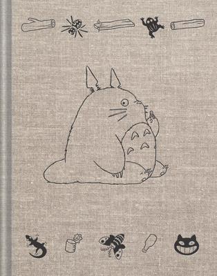 My Neighbor Totoro Sketchbook Cover Image