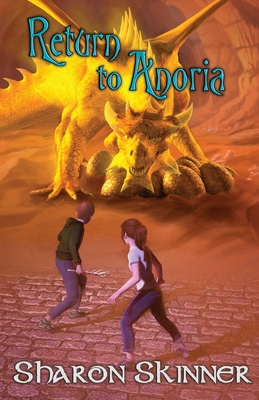 Cover for Return to Anoria