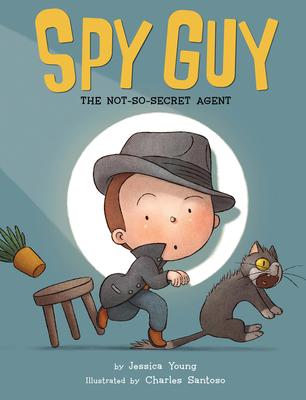 Spy Guy Cover