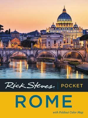 Rick Steves Pocket Rome Cover Image