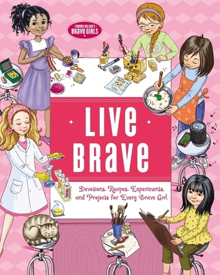 Cover for Live Brave