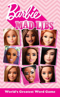 Barbie Mad Libs Cover Image
