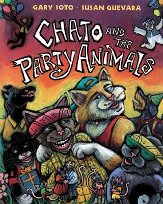 Chato and the Party Animals Cover