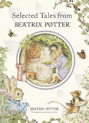 Selected Tales from Beatrix Potter (Peter Rabbit) Cover Image