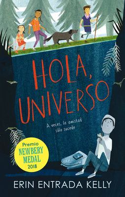 Hola, Universo Cover Image