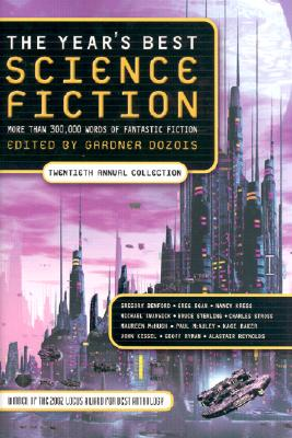The Year's Best Science Fiction Cover