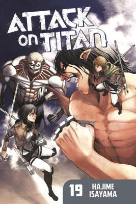 Attack on Titan 19 cover image