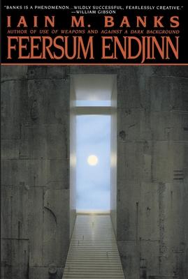 Feersum Endjinn Cover