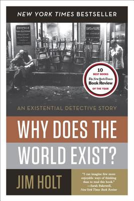 Why Does the World Exist?: An Existential Detective Story Cover Image