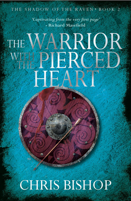 The Warrior with the Pierced Heart (Shadow of the Raven #2) Cover Image