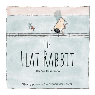 The Flat Rabbit Cover Image