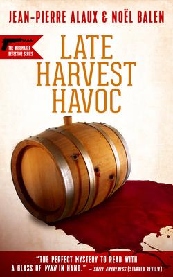 Late Harvest Havoc (Winemaker Detective #9) Cover Image
