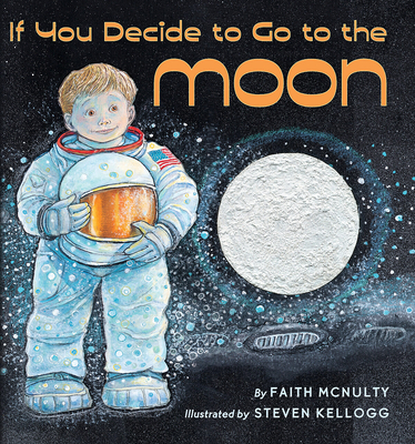 If You Decide to Go to the Moon Cover