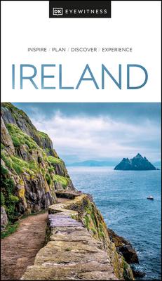 DK Eyewitness Ireland (Travel Guide) Cover Image