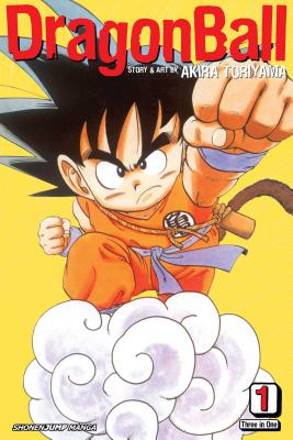 Dragon Ball, Volume 1 Cover