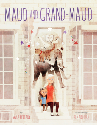 Cover for Maud and Grand-Maud