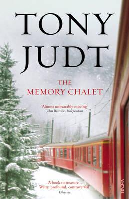 Cover for Memory Chalet
