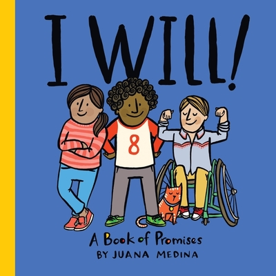 I WILL!: A Book of Promises (An I WILL! Book) Cover Image