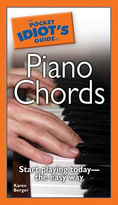 The Pocket Idiot's Guide to Piano Chords Cover Image