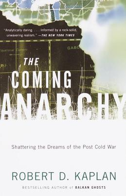 The Coming Anarchy Cover