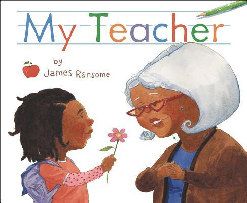 My Teacher Cover