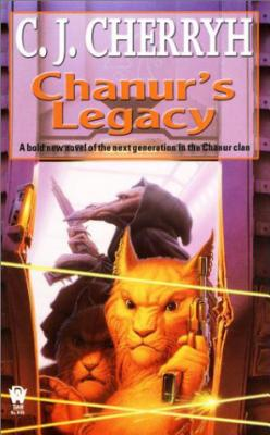 Cover for Chanur's Legacy