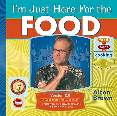 I'm Just Here for the Food: Version 2.0 Cover Image