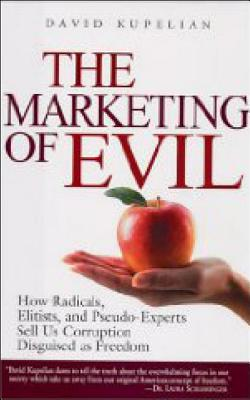 The Marketing of Evil Cover