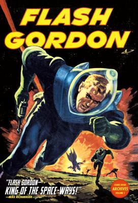 Flash Gordon Comic-Book Archives Cover