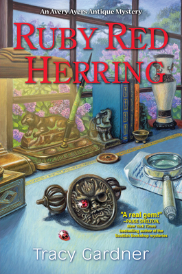 Ruby Red Herring: An Avery Ayers Antique Mystery Cover Image