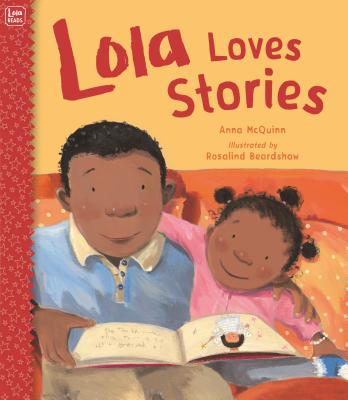 Lola Loves Stories (Lola Reads) Cover Image