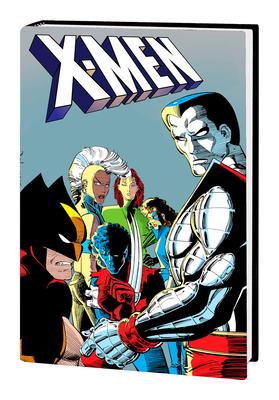 X-Men: Mutant Massacre Omnibus Cover Image