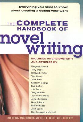 Complete Handbook of Novel Writing Cover