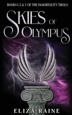 Skies of Olympus: Books One, Two & Three Cover Image