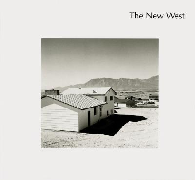 The New West: Landscapes Along the Colorado Front Range Cover Image