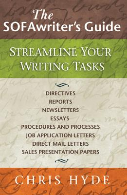 The Sofawriter's Guide: Streamline Your Writing Tasks Cover Image