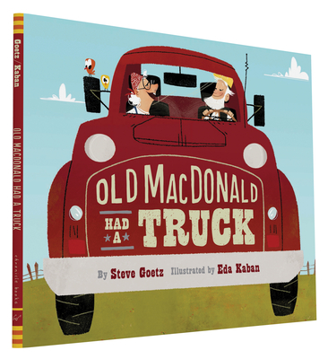 Old MacDonald Had a Truck: (Preschool Read Aloud Books, Books for Kids, Kids Construction Books) Cover Image
