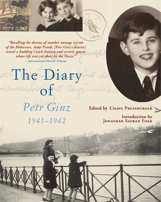 Cover for The Diary of Petr Ginz
